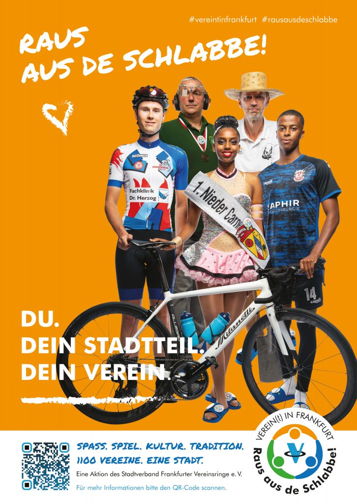 Stadtverband Plakat